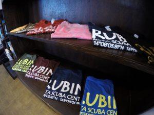 RUBINオリジナルTシャツ